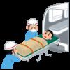 高血圧性脳出血(被殻出血)発症から入院までの記憶【闘病記⑫】